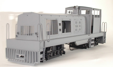 Image of SAR Funkey Diesel in 16mm Scale
