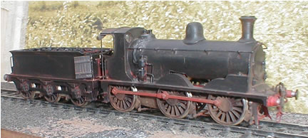 Caledonian Railway Jumbo by George Mitcheson