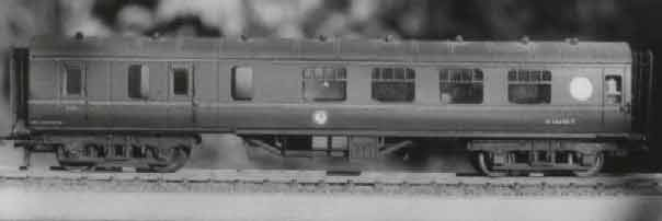 LMS Porthole Brake Third